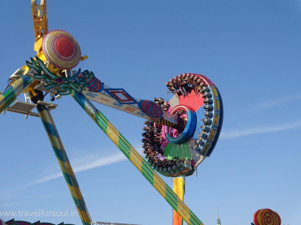 Oktoberfest - Amusement rides